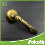 Ab Hot Sale Zinc Door Handle in Indian Market