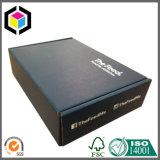 Коробка перевозкы груза коробки Kraft штейнового черного цвета Corrugated