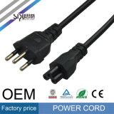 Cable de transmisión estándar del enchufe cable eléctrico de Sipu Suráfrica SA
