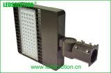 iluminación de aluminio del área ligera del estacionamiento de 80W 100W 150W LED