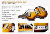 Basse électrique de violon du cru 4-String de corps de voûte de marque d'Aiersi