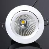 Luz Recessed Downlight 20W do diodo emissor de luz da ESPIGA do preço de fábrica para a alameda de compra