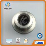 ASME B16.11のステンレス鋼のカップリングの女性X男性カップリングは造った付属品(KT0574)を