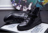 Chaussures neuves de goujons d'hommes de ramassage (YN-9)