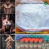 Muskel-Bodybuilding-Puder 17alpha-Methyl-1-Testosterone 17A der Methyl- Testosteron-Steroid-Drogen