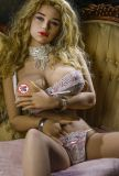 Cer-Bescheinigung-Liebes-Silikon-Geschlechts-Puppe-lebensechte erwachsene Liebes-Puppen für männliche Geschlechts-Puppe-guten Fabrik-Preis F