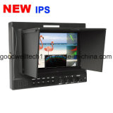 "5D II Modo de cámara Dual Sdi de entrada y salida 7 ""TFT LCD Monitor"