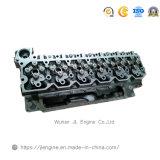 Assemblée 4981626 de culasse d'Isbe pour des pièces de moteur diesel