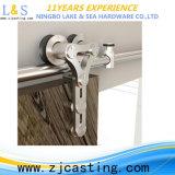 納屋の大戸システムを滑らせるステンレス鋼