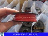 Fil galvanisé 0.8mm de relation étroite pour le Rebar automatique attachant l'outil