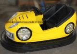 De gele het Rennen Auto van de Bumper voor Pretpark