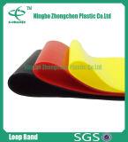 Fascia di resistenza, fascia elastica di yoga del lattice della fascia di stirata della fascia di forma fisica