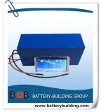 bateria de lítio recarregável da bateria 36V do Li-íon do PVC de 36V 20ah para o skate