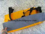 sac à dos de lutte contre l'incendie de forêt de PVC 20L avec la pompe à main en laiton