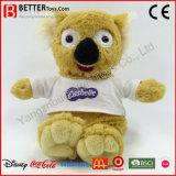 Koala van Suffed Aniaml van het Stuk speelgoed van de Pluche van de Bevordering ASTM de Zachte