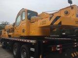 Guindaste móvel do caminhão do controle hidráulico da condução à direita 25t de Qy25k-II