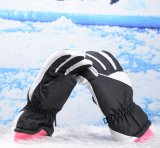 Kind-Ski-Handschuh/Finger-Handschuh-Kind-Ski-Handschuh der Kinder fünf/Kind-Winter-Handschuh/Detox-Handschuh/Oekotex Handschuh/Handschuh-Ski-Handschuh-Winter-Handschuh