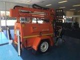 SAA genehmigte angeschaltene helle Aufsätze des Dieselmotor-4X720W