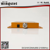 Двойная ракета -носитель сигнала мобильного телефона полосы Dcs/3G 1800/2100MHz с LCD