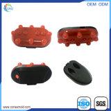 Reine Farben-Fahrrad-hintere Licht-Shell-Plastikeinspritzung-Formteil
