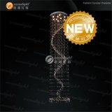 Illuminazione moderna Om8637 del lampadario a bracci di Clound dell'onda delle lampade Pendant della lampada Pendant grande
