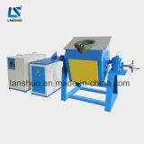 horno fusorio de la inducción de aluminio 45kw
