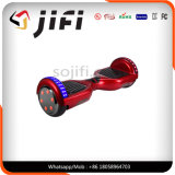 Scooter électrique de Hoverboard d'usine d'équilibre sec d'individu avec l'éclairage LED, Bluetooth