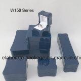 Populäres Großhandelsholz, das berühmtes Juwel-gesetzten Kasten dunklen Brown verpackt