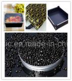 Granules en plastique noirs de Masterbatch pp pour le film et l'injection