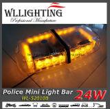 10.5 LEIDENE van de Politiewagen van de Duim Amber MiniLightbars