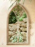 De met de hand gemaakte Antieke Spiegel van de Tuin voor Decoratie