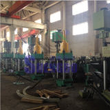 Automatisches Metallsägemehl-Brikettieren-Hochdrucksystem (CER)