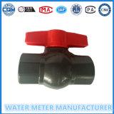 Typen der Ventile für Wasser-Messinstrument