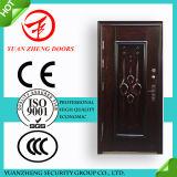 Puerta barata de Yongkang del precio de la puerta de acero de la seguridad