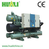 Het Gebruik van de Fabriek van de Warmtewisselaar voor Industriële Water Gekoelde Harder