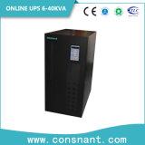 Output in drie stadia Online UPS Met lage frekwentie met 192VDC met 10-40kVA