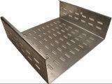 Sustentação da bandeja da calha de aço inoxidável