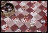 Het decoratieve Mozaïek van het Glas van het Kristal van het Bouwmateriaal van het Ontwerp