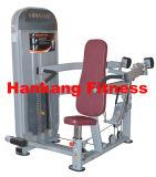 Gimnasio y equipo de gimnasio, Culturismo, Hammer Strength, Polea ajustable dual (HP-3039)