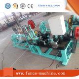 Alambre de púas Twisted doble automático que hace la máquina