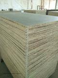 Palette en bambou de vente chaude de PVC 2017 pour le bloc faisant la machine