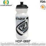De hete PE van de Verkoop BPA Vrije Lopende Plastic Fles van het Water van de Sport, de Plastic Fles van het Water van Sporten met Stro (hdp-0697)