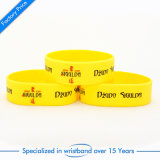 Promotion Excavated Logo Bracelet Wrist Band