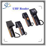 Leitor de RFID de mão portátil Bluetooth UHF