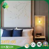 Mobília de madeira de venda quente do quarto do hotel do estilo chinês (ZSTF-05)