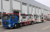 自動車運搬船のセミトレーラーTM5210TCL