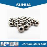 esfera de aço de cromo DIN5401 de 3.969mm para o rolamento