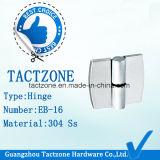 Cerniera di portello comune resistente dell'acciaio inossidabile del divisorio del cubicolo della toletta