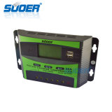 Regulador de carga solar de Suoer 48V 30A (ST-C4830)