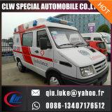 Ambulancia de emergencia de alta calidad